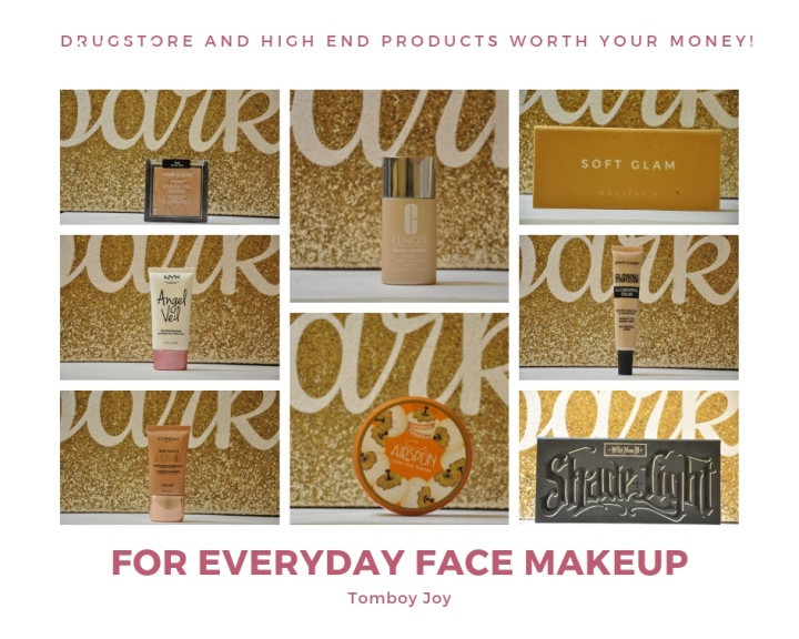 Drugstore and High-End Products Worth YourMoney